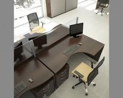 Kampinis darbo stalas ant LMDP kojų FM12