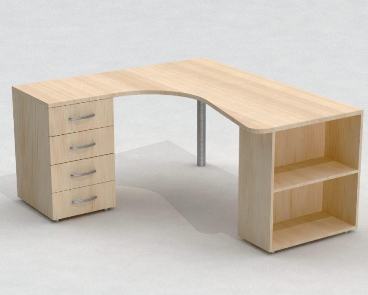 Kampinio darbo stalo kompozicija K1