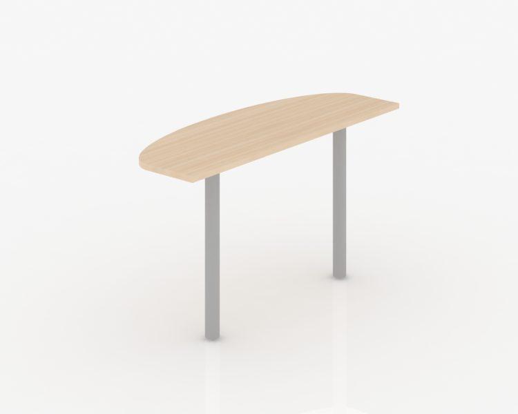Dviejų ar vieno stalo priedas lankytojams DB8
