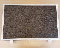 Akustinė, garsą izoliuojanti, paminkštinta pertvara