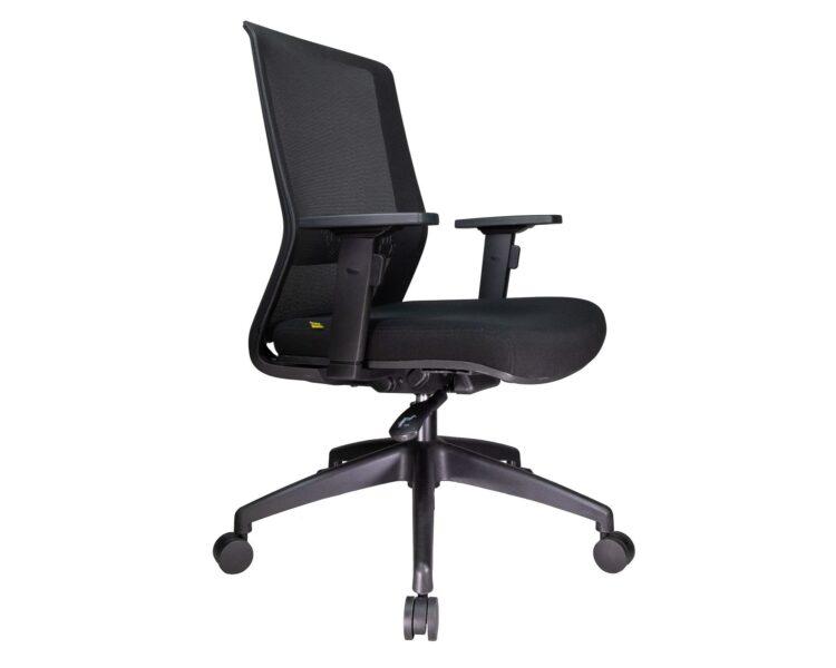 Darbo kėdė CA- Mod.A su synchro mechanizmu